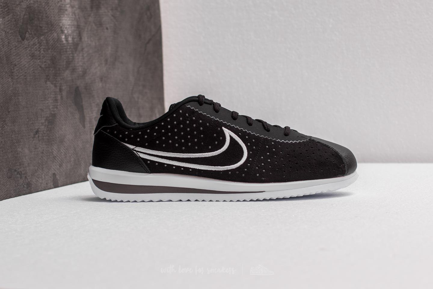 c2da687bcece ... ireland lyst nike cortez ultra moire 2 black white dark grey for men  141b6 5f379