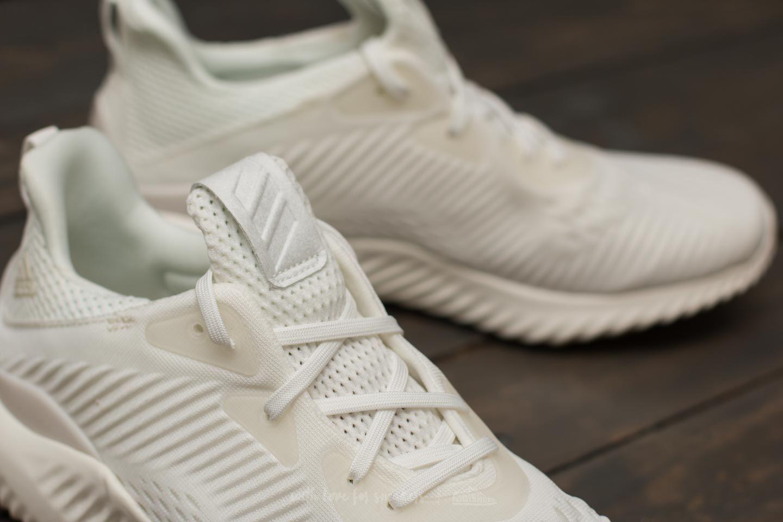new concept f2fe0 96781 Lyst - Footshop Adidas Alphabounce Em Undye M White White Wh