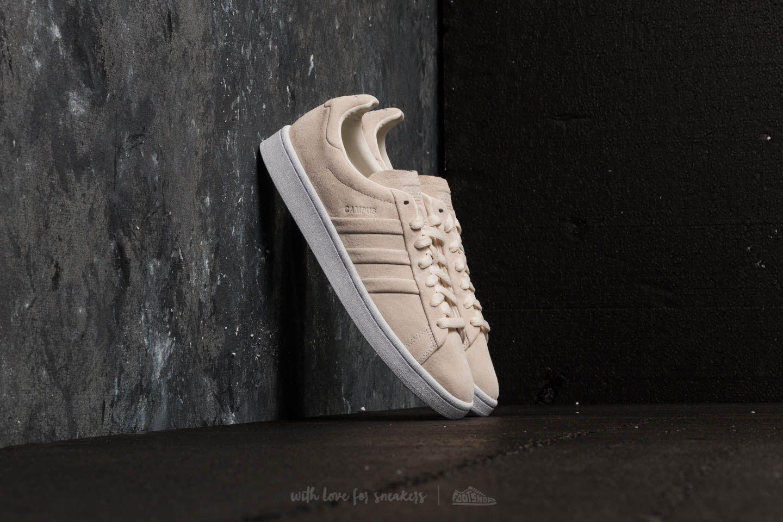 51a28497606799 adidas Originals. Men s Adidas Campus Stitch And Turn Chalk White  ...