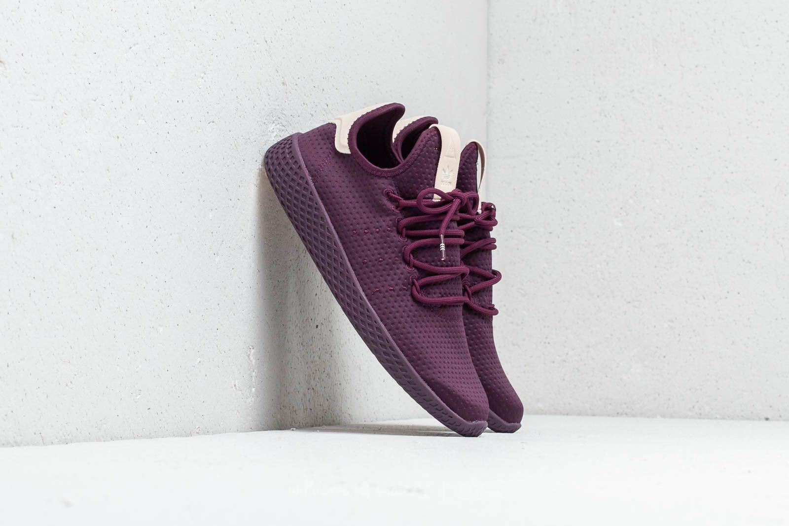 990cb8b82 Lyst - adidas Originals Adidas X Pharrell Williams Tennis Hu W Red ...