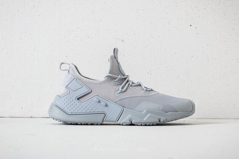 efd1416b2df Lyst - Nike Air Huarache Drift Wolf Grey  White in Gray for Men