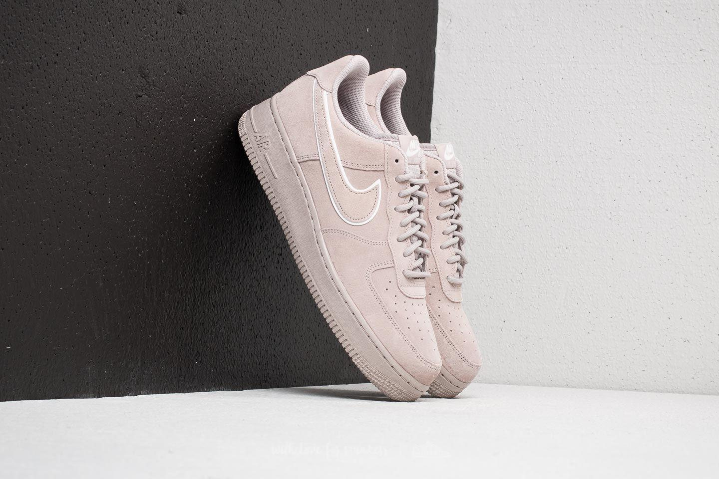 half off f7a63 45bb8 Lyst - Nike Air Force 1  07 Lv8 Suede Moon Particle  Moon Particle ...