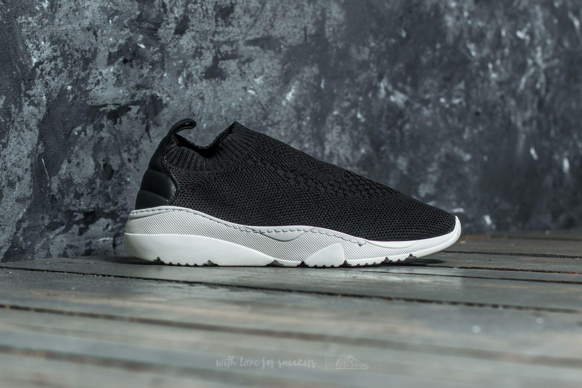 Sneaker Filling Pieces Runner Sac Knits Black/grey Vbf4Zypi