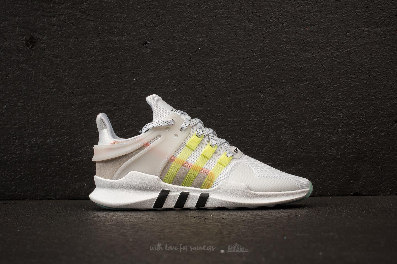 adidas Adidas EQT Support ADV W Ftw / Semi Frozen Yellow/ Core Black 7ki9uUb