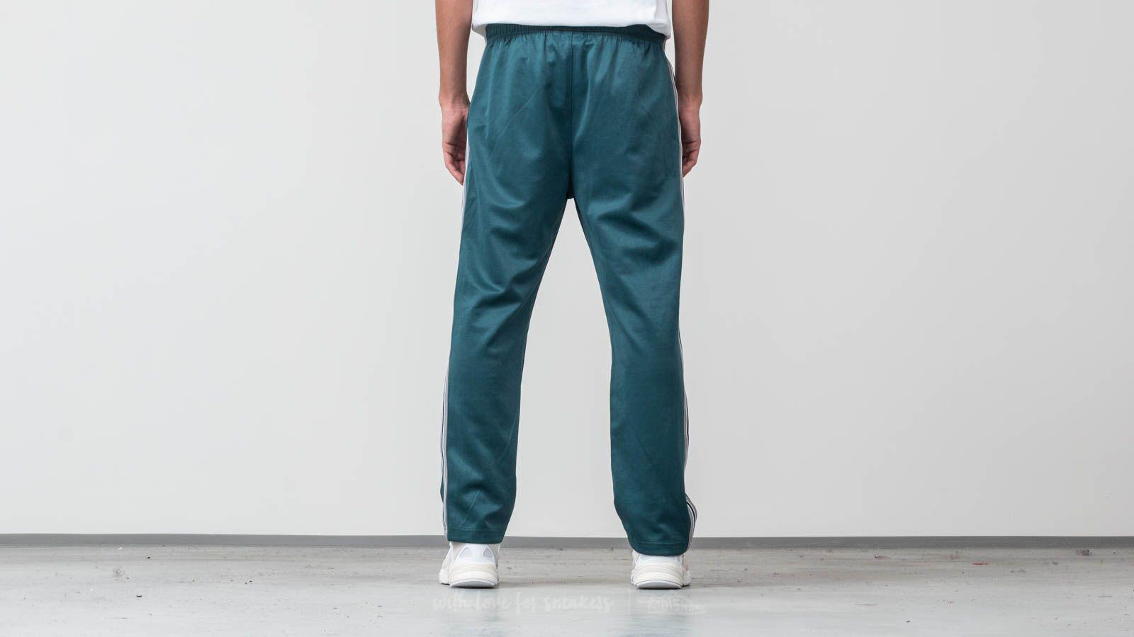 Lyst Rib Dark Stussy Textured Teal Track Blue Pant In Men For EqCEBrw 502510c1b1