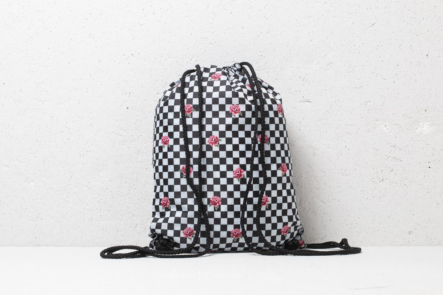 6912d2fb5a3 Lyst - Vans Benched Bag Rose Checkerboard