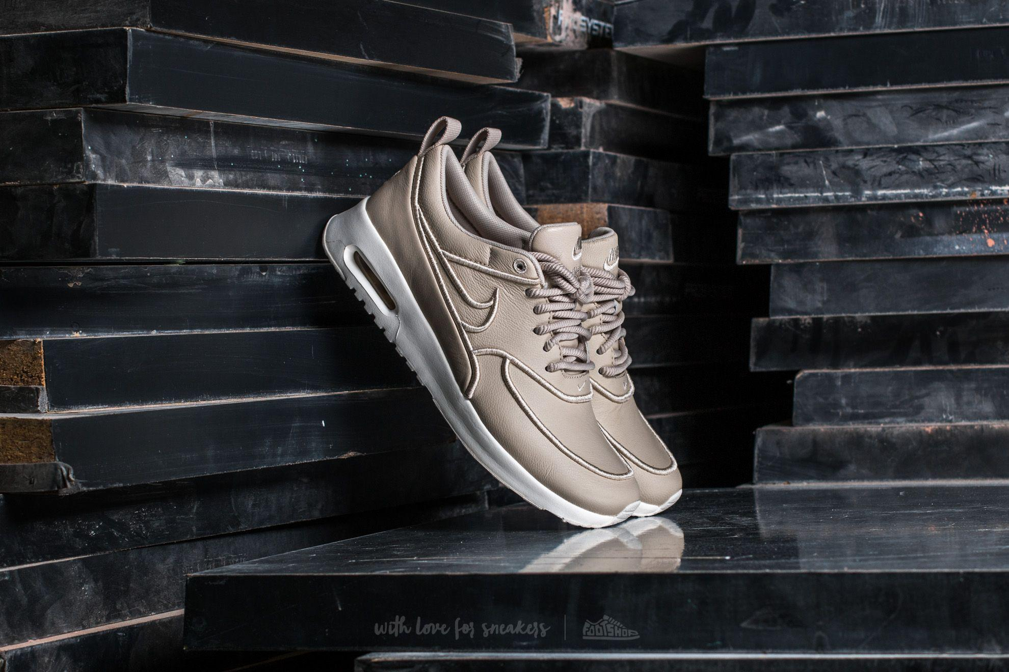 2888dd7be54123 Nike Wmns Air Max Thea Ultra Si Oatmeal/ Oatmeal-ivory - Lyst