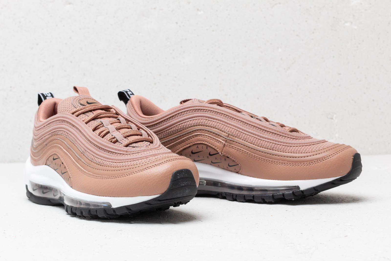 buy popular 8a3e1 bdc1c Nike W Air Max 97 Lx Desert Dust  Desert Dust-black - Lyst