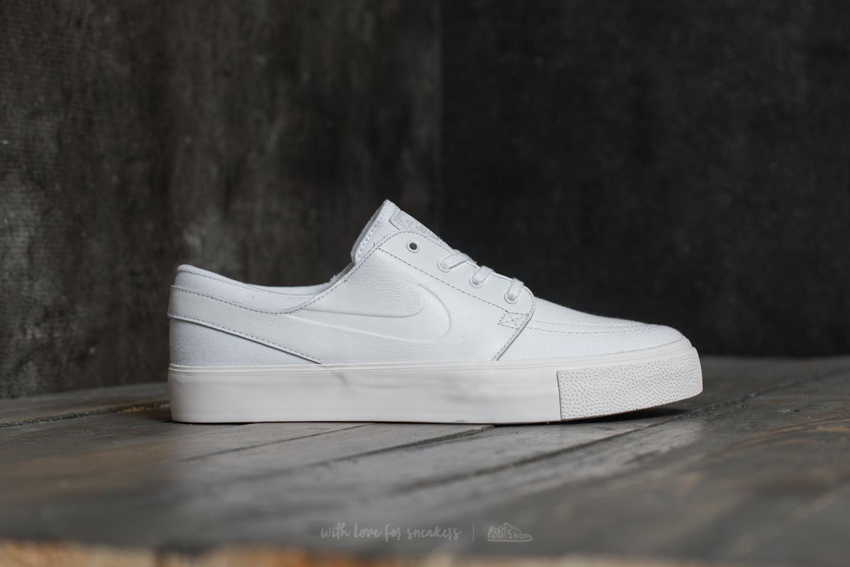 ... preview of 9f748 94ed5 Lyst - Nike Zoom Stefan Janoski Elite Ht White  White Sail Pu ... 0eeb70694