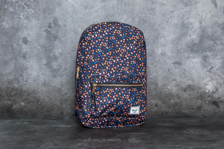 0d09102b2d Lyst - Herschel Supply Co. Settlement Mid-volume Backpack Black Mini ...