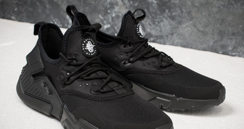 9881fe8c56db5 Nike - Air Huarache Drift Black  White for Men - Lyst. View fullscreen