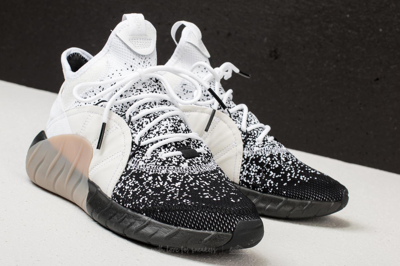 e737f87a1d2 Lyst - adidas Originals Adidas Tubular Rise Primeknit Ftw White ...