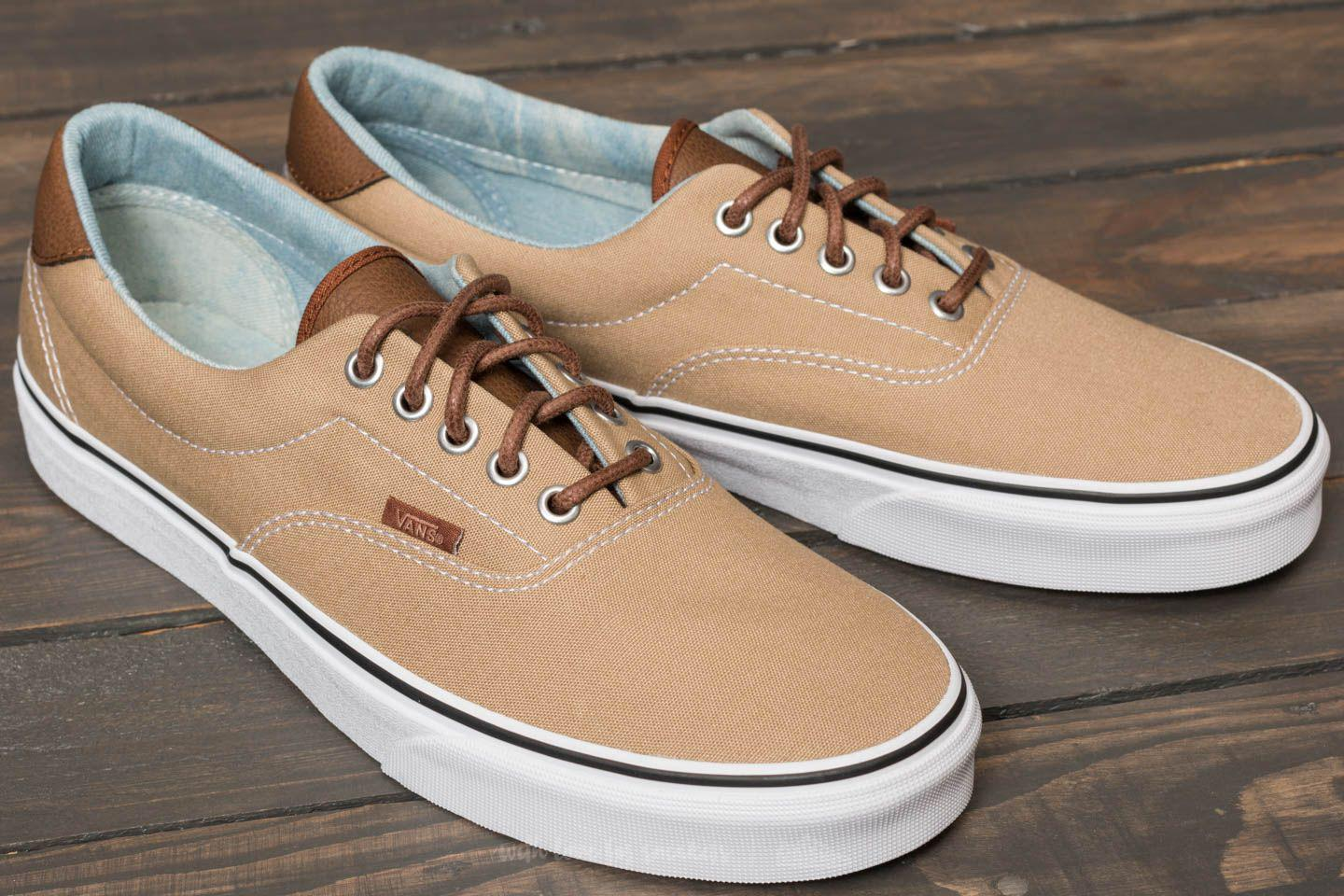 4f2d7b21f121 Lyst - Vans Era 59 (canvas   Leather) Cornstalk  Acid Denim for Men