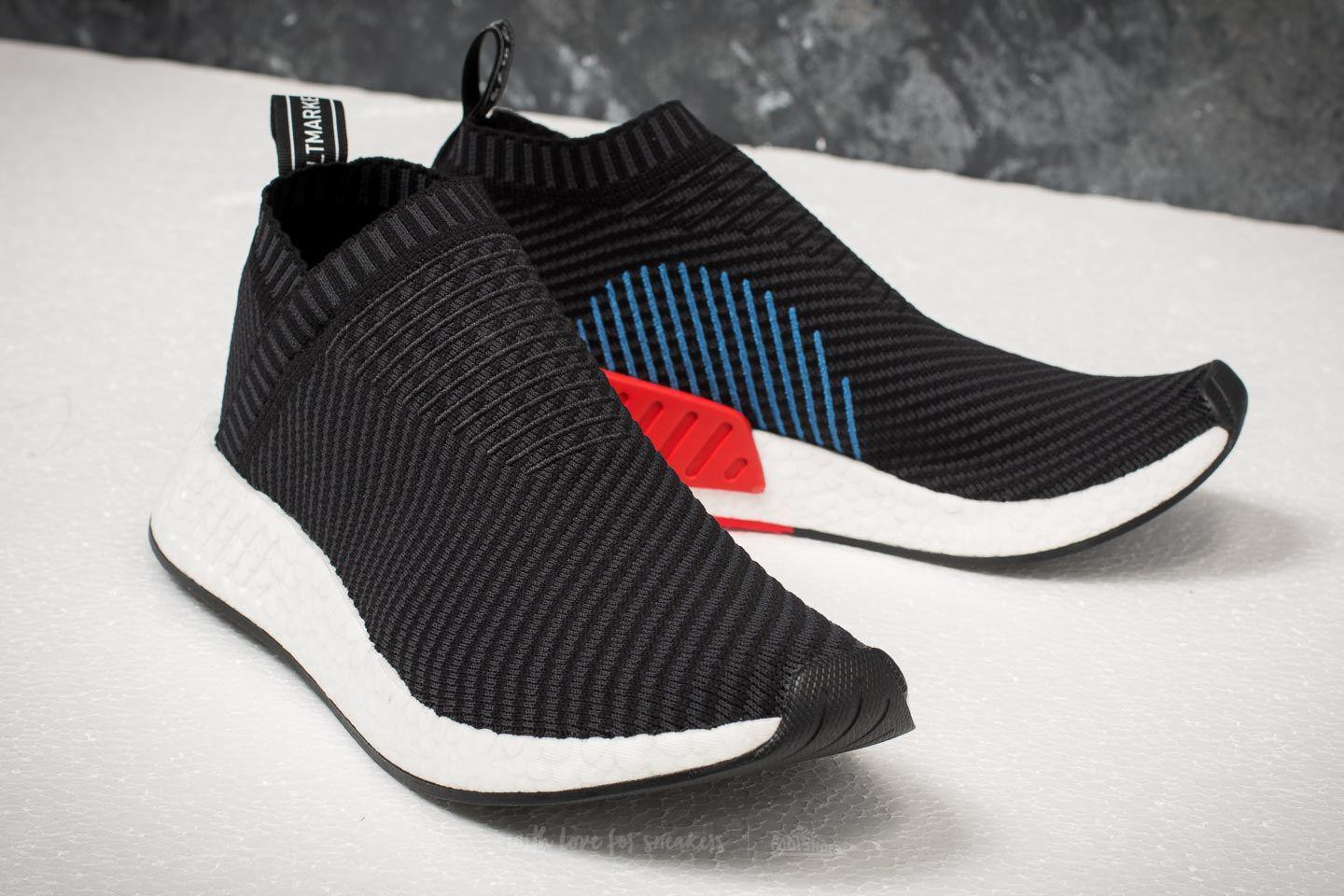 77871e6d4 Lyst - adidas Originals Adidas Nmd cs2 Primeknit Core Black  Carbon ...