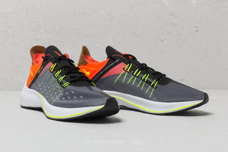 f9dea86c34c2 Lyst - Nike Exp-x14 (gs) Black  Volt-total Crimson