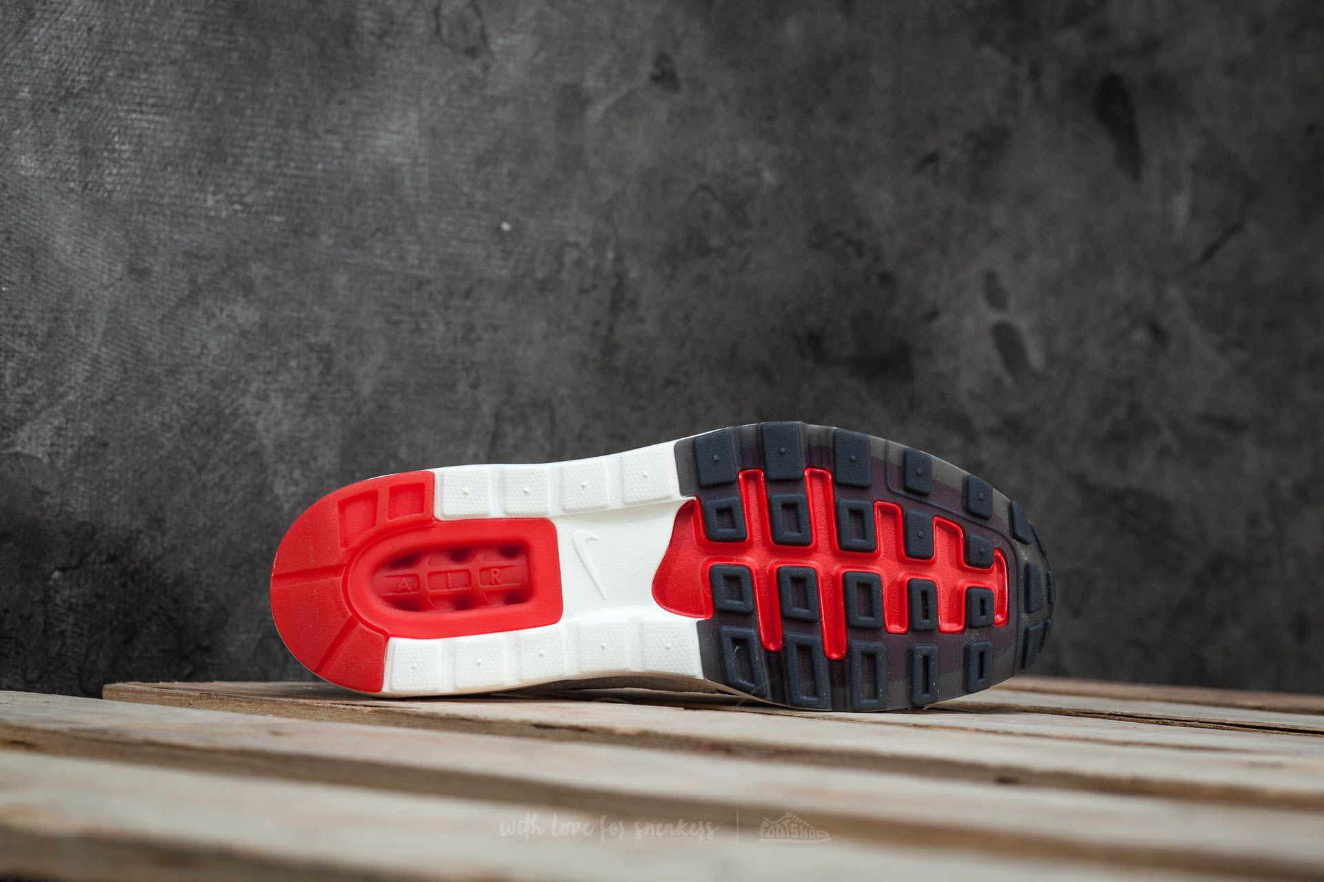 6cf88d070055e Lyst - Nike Air Max 1 Ultra 2.0 Flyknit Sail  Obsidian-wolf Grey in ...