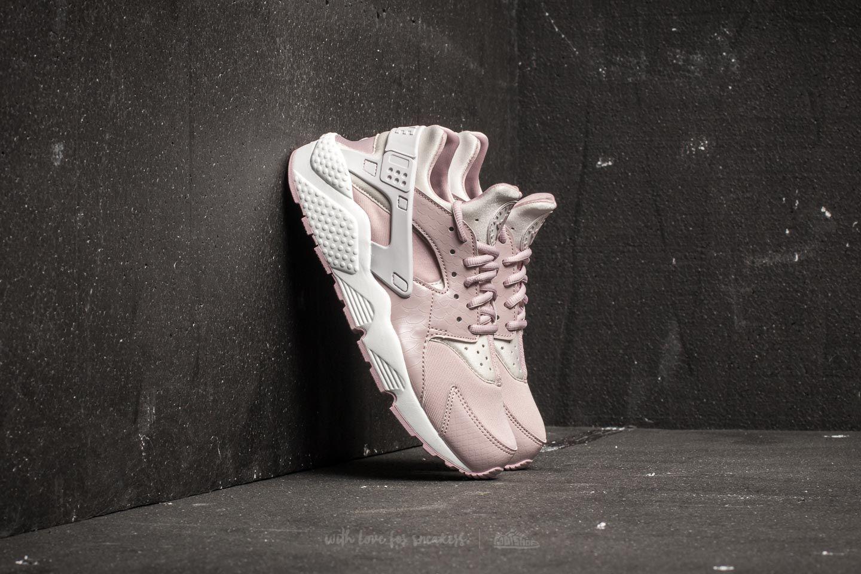 1e3a96c79318 Nike Wmns Air Huarache Run Vast Grey/ Particle Rose in Gray - Lyst