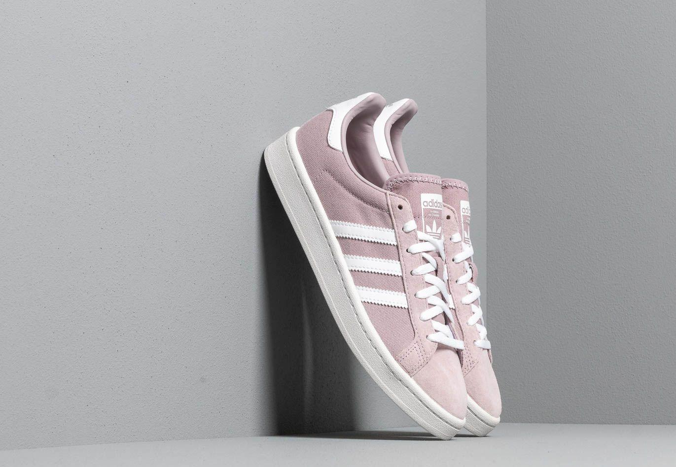finest selection 0f661 e2553 adidas Originals. Women s Adidas Campus W Soft Vision  Ftw White  Crystal  White