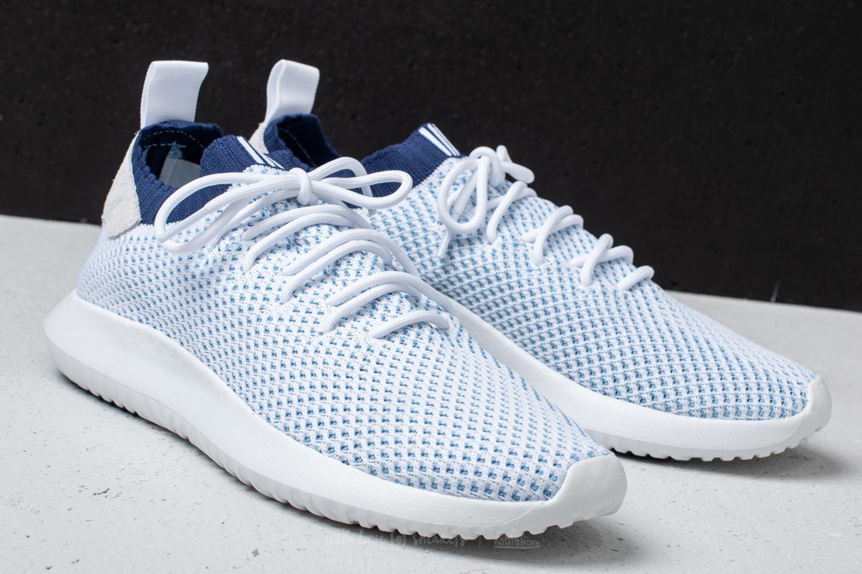 25e3f63b98f9 Lyst - adidas Originals Adidas Tubular Shadow Primeknit Ftw White ...