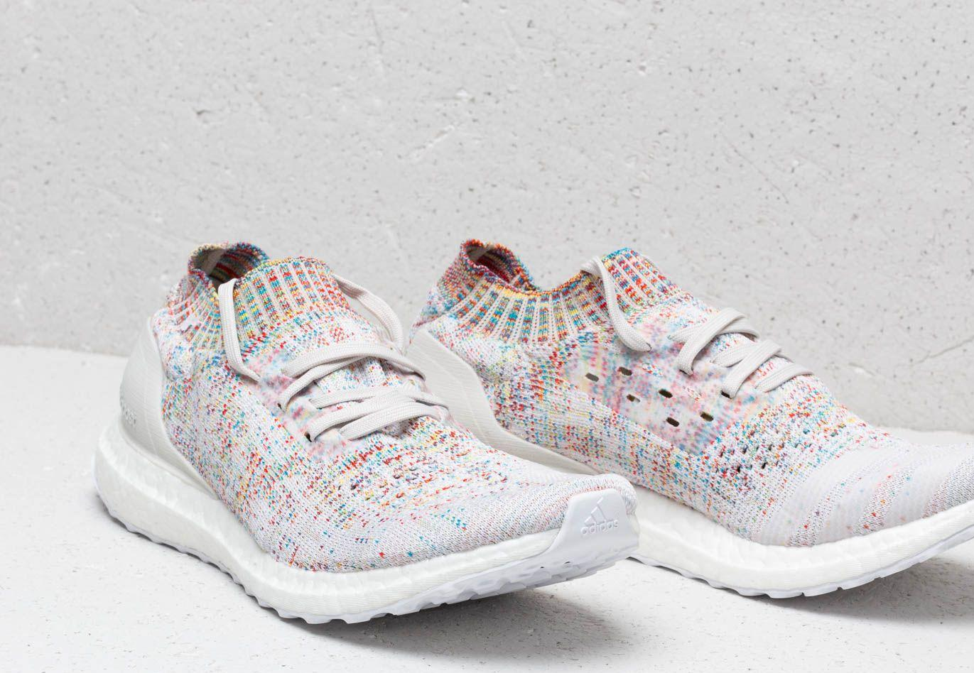 wholesale dealer 79962 9addd Adidas Originals - Adidas Ultraboost Uncaged Raw White  Ftw White  Shocya  for Men -. View fullscreen