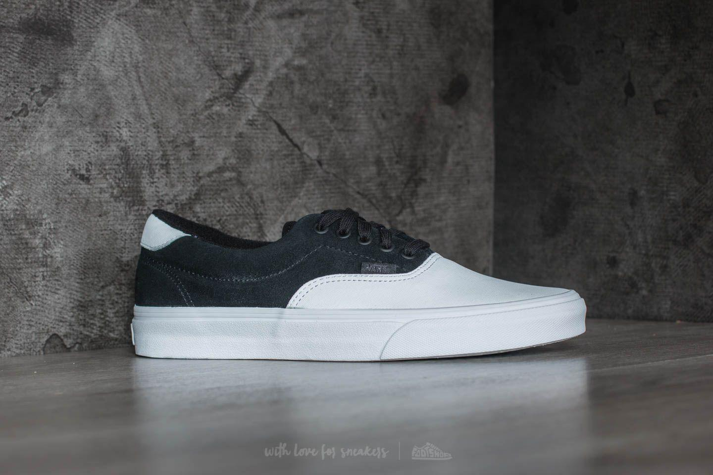 84f4ed457d Lyst - Vans Era 59 (dipped) Black  True White in Black for Men