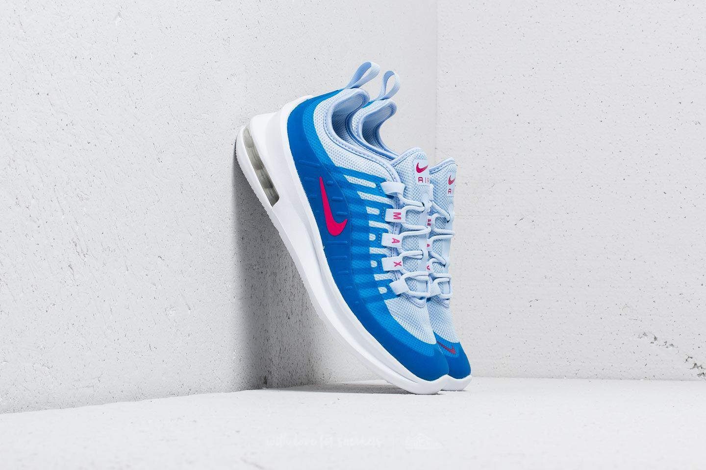 Lyst - Nike Air Max Axis (gs) Royal Tint  Rush Pink in Blue 7257b1f395