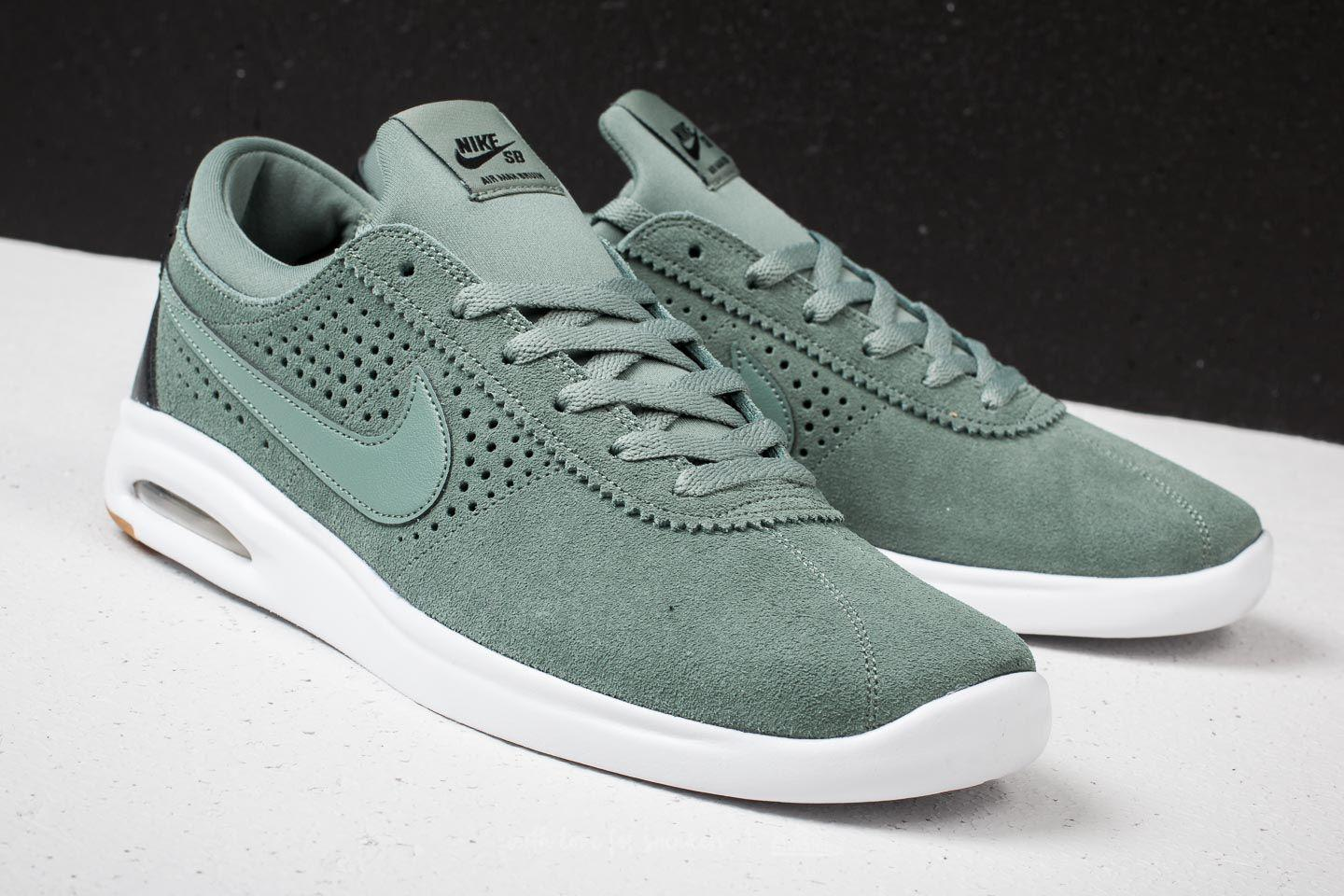sale retailer daeea 7dba5 Nike Sb Air Max Bruin Vapor Clay Green  Clay Green-white in Green ...