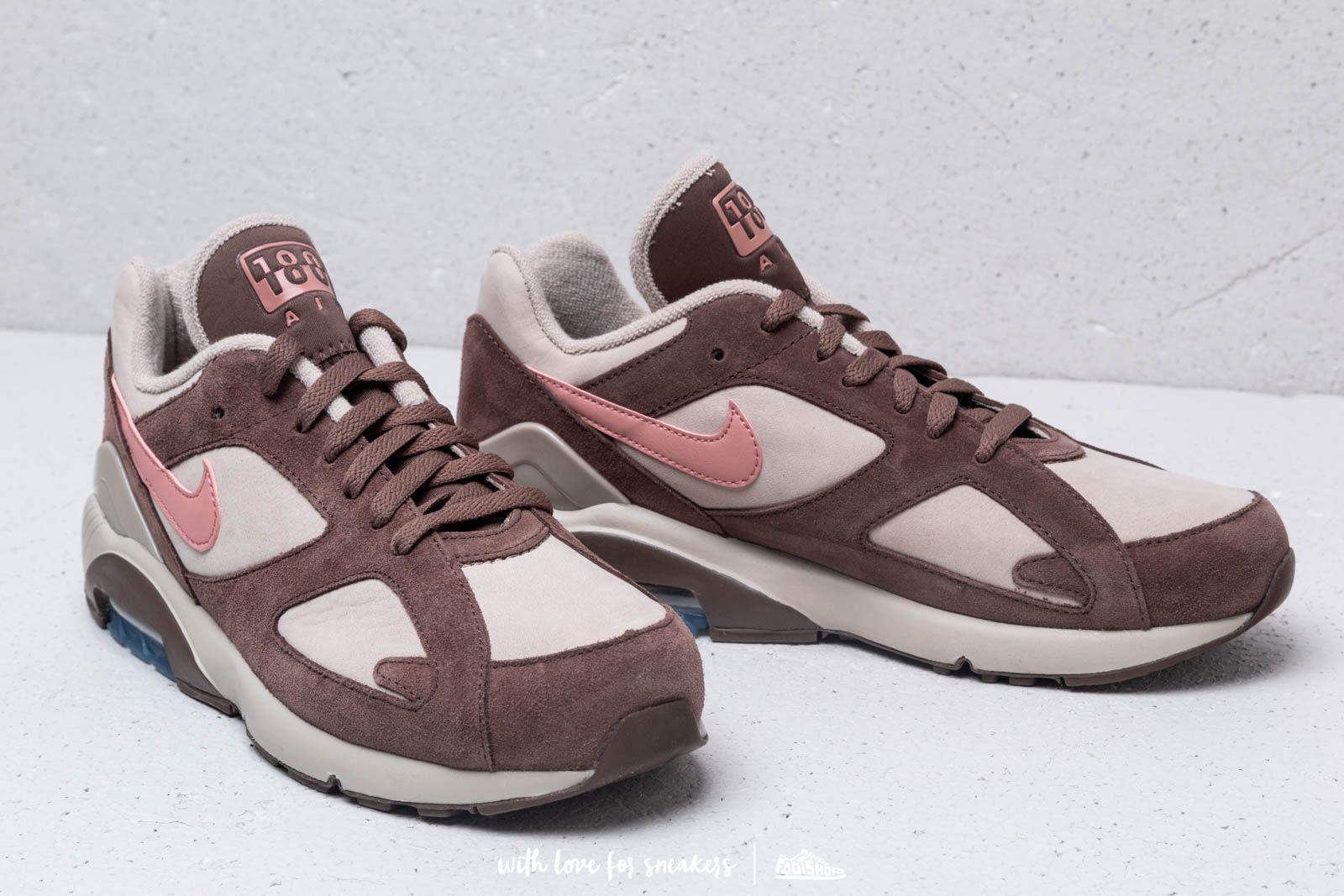 timeless design 88cc2 179c6 Lyst - Nike Air Max 180 String Rust Pink-baroque Brown in Br