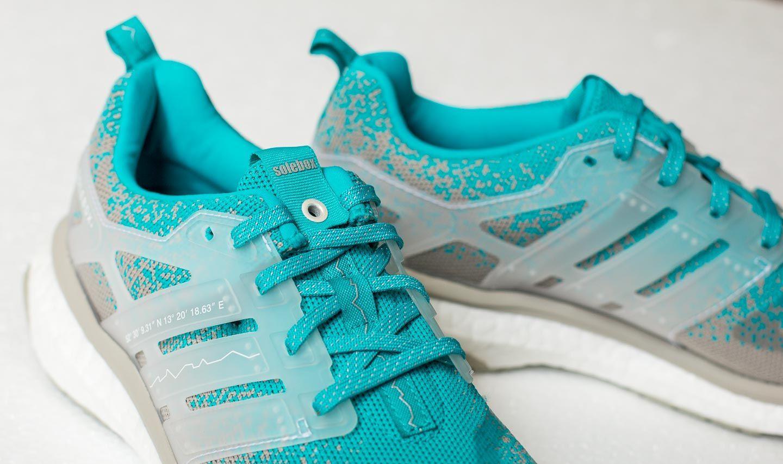 dffc8467c6d Adidas Originals - X Packer X Solebox Energy Boost S.e. Energy Blue   Sesame  Gum. View fullscreen