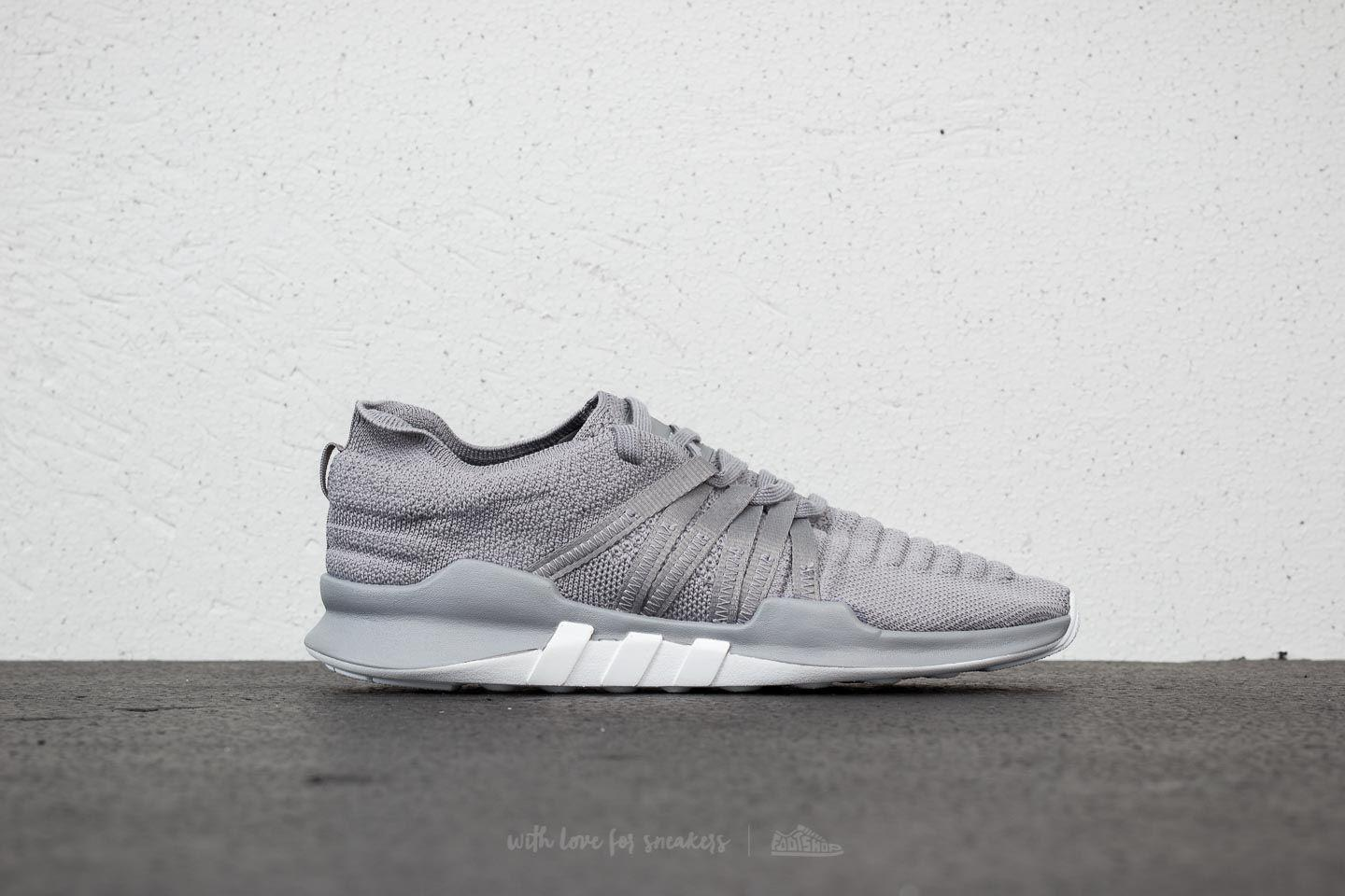 adidas Adidas EQT Racing ADV Primeknit W Grey Three/ Grey Three/ Ftw White PHjzWZ7