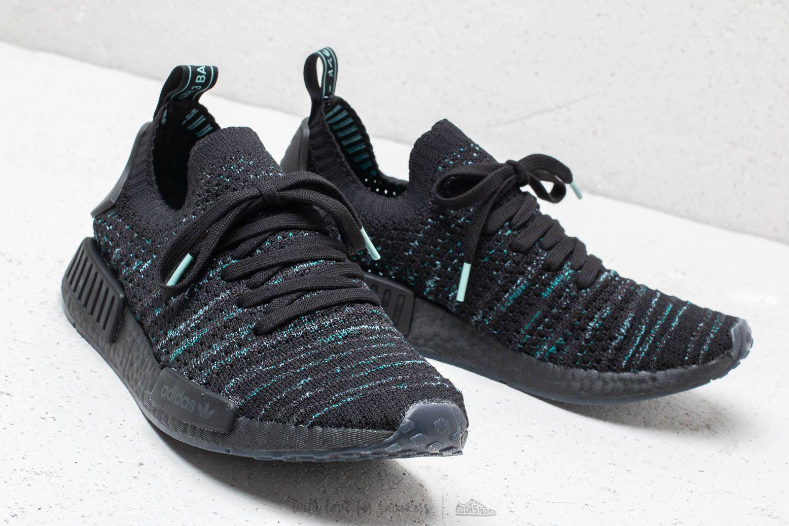 81edd8f1e Lyst - adidas Originals Adidas X Parley Nmd r1 Stlt Primeknit Core ...