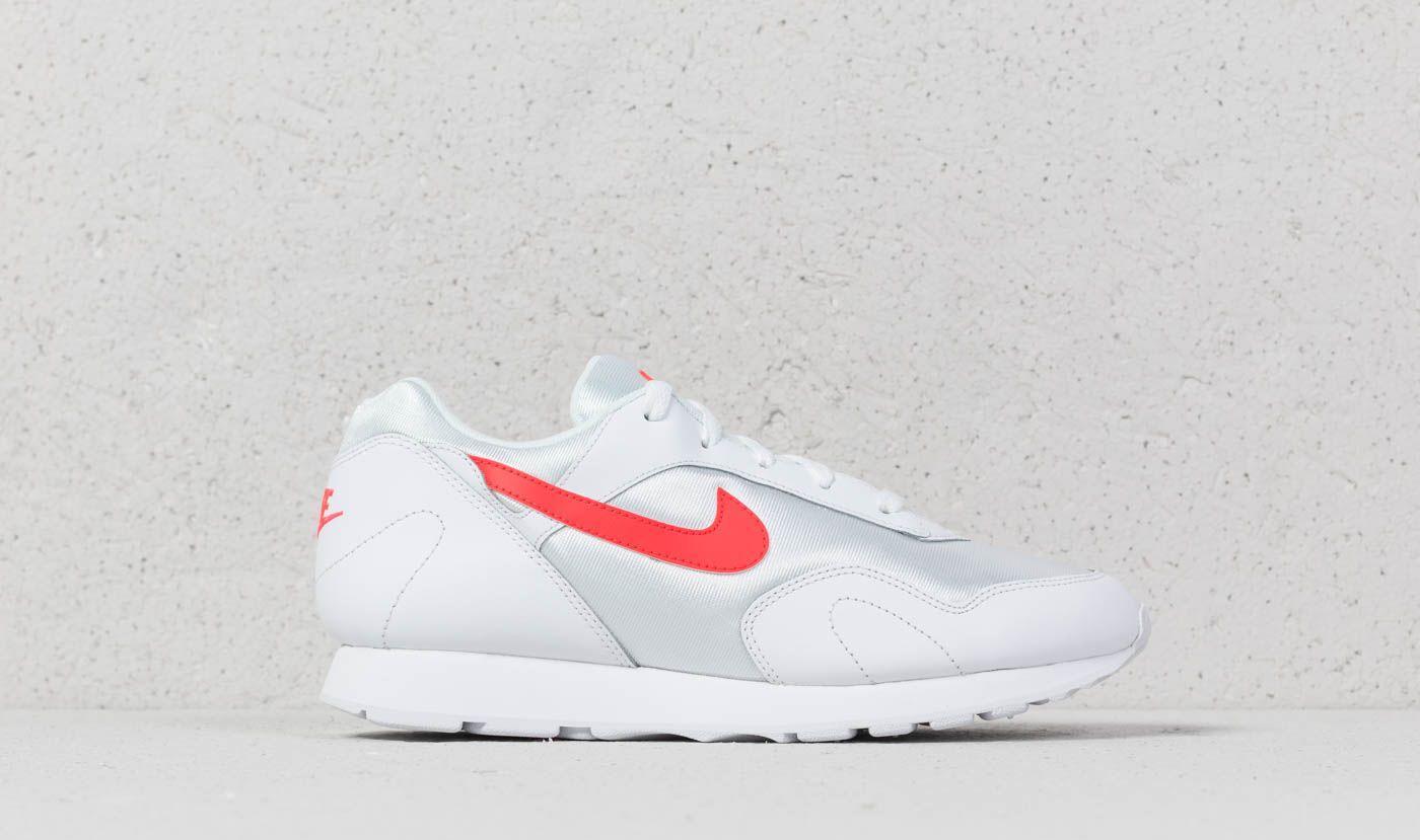 f0164cb81c767a Nike - White Outburst Sneakers Aus Leder Und Mesh - Lyst. Vollbild ansehen