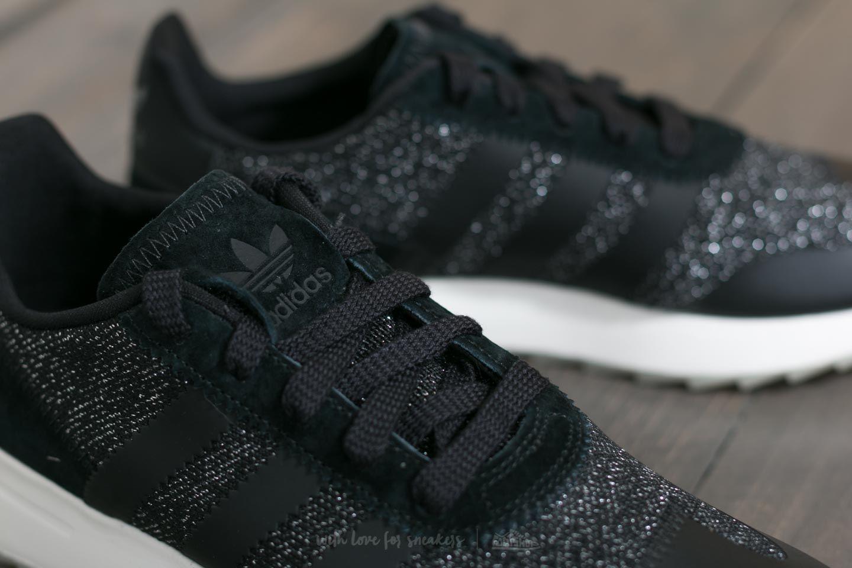 a6d605ae7969 Lyst - adidas Originals Adidas Flashback W Core Black  Core Black ...