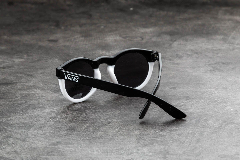 e911464c88 Lyst - Vans Lolligagger Sunglasses Solid Black-white