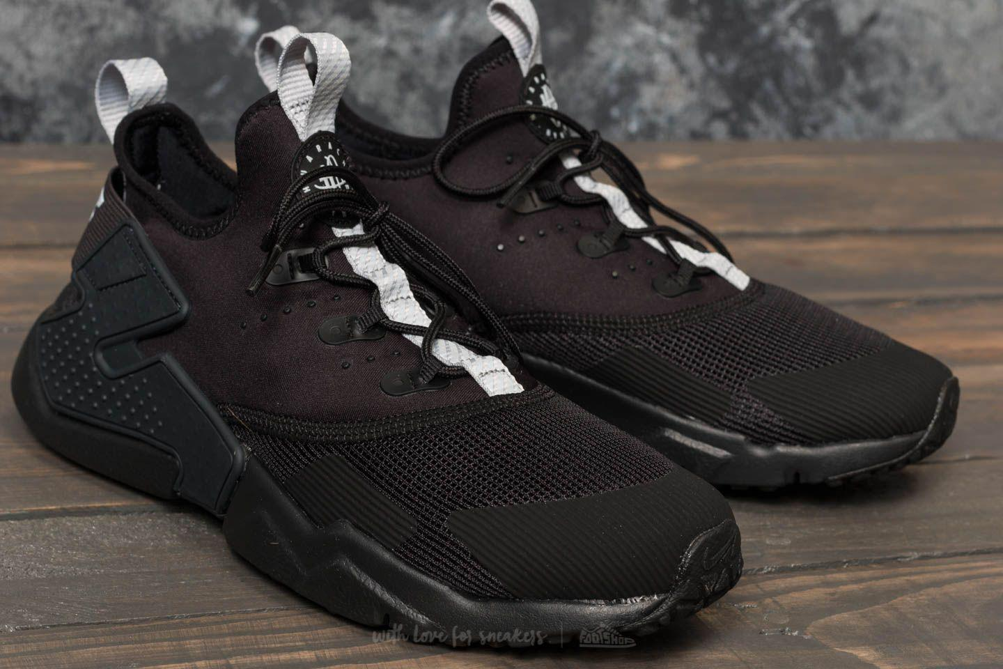 b42c36c29866 Lyst - Nike Huarache Drift (gs) Black  Wolf Grey-anthracite in Gray