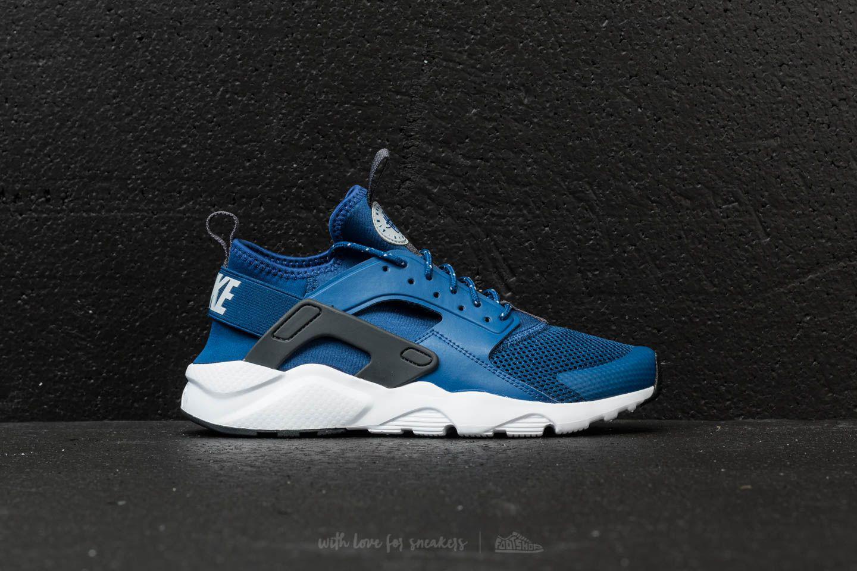 d4b5432723c5 Lyst - Nike Air Huarache Run Ultra (gs) Gym Blue  Wolf Grey-white in ...