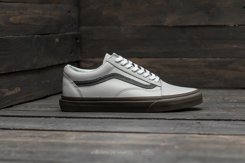 e12da16271 Lyst - Vans Old Skool (bleacher) Gray  Black  Gum in Black for Men