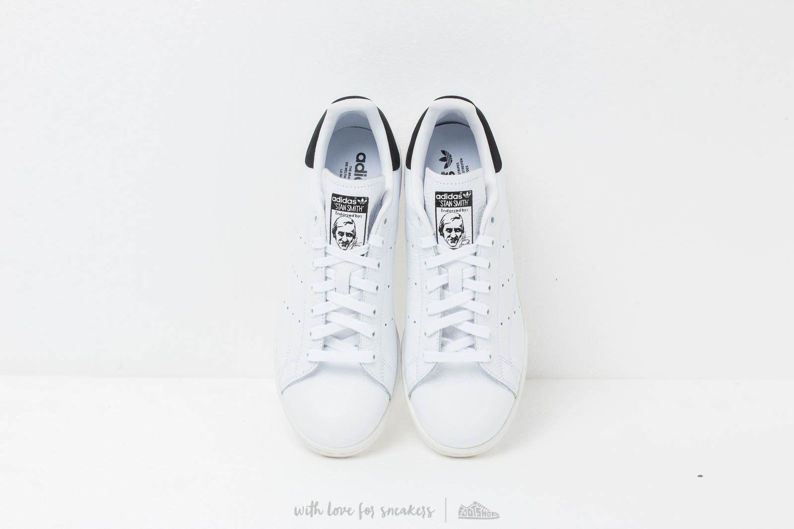 premium selection 8b7e3 b2feb Lyst - adidas Originals Adidas Stan Smith Ftw White Ftw Whit