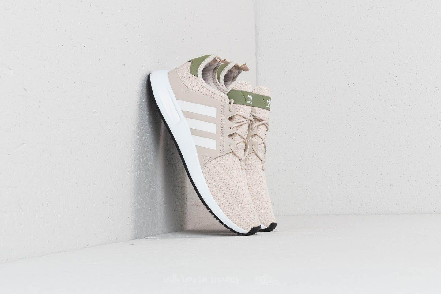 73cdbbd66785 Lyst - adidas Originals Adidas X plr Cream Brown  Footwear White ...