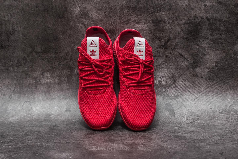 322f8c74d Lyst - adidas Originals Adidas Pharrell Williams Tennis Hu Scarlet ...