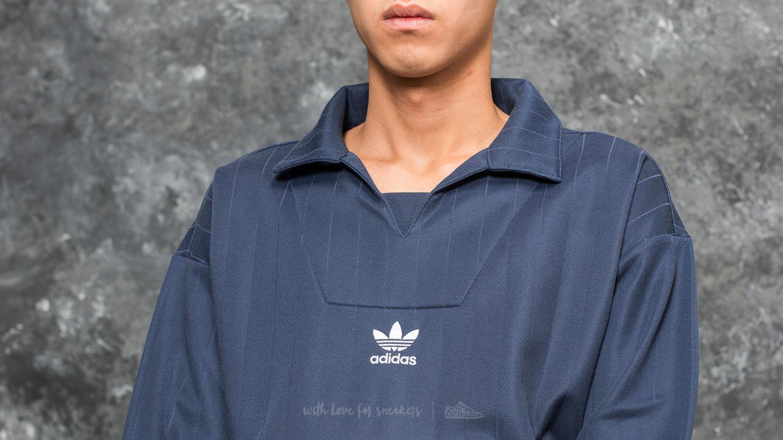 069207af986c Lyst - Adidas Originals Adidas Drill Pullover Noble Indigo ...