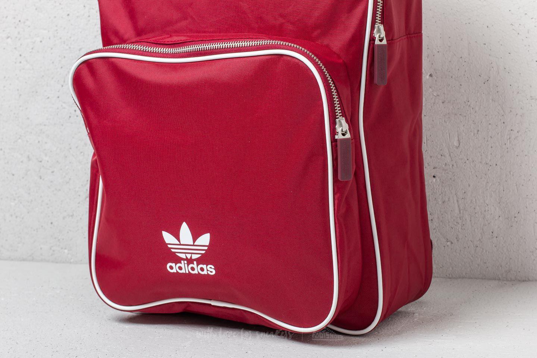bdab8ca2479e Lyst - Adidas Originals Adidas Classic Adicolor Backpack Collegiate ...