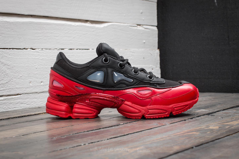 new product bc906 d2b57 Lyst - Footshop Adidas X Raf Simons Ozweego Iii Core Black C