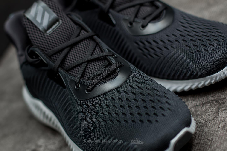 Lyst - adidas Originals Adidas Alphabounce Em M Core Black  Running ... a3af51099