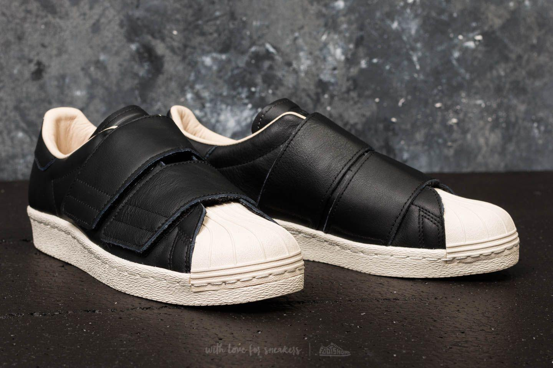 1d84c110e406 Lyst - adidas Originals Adidas Superstar 80s Cf W Core Black  Core ...