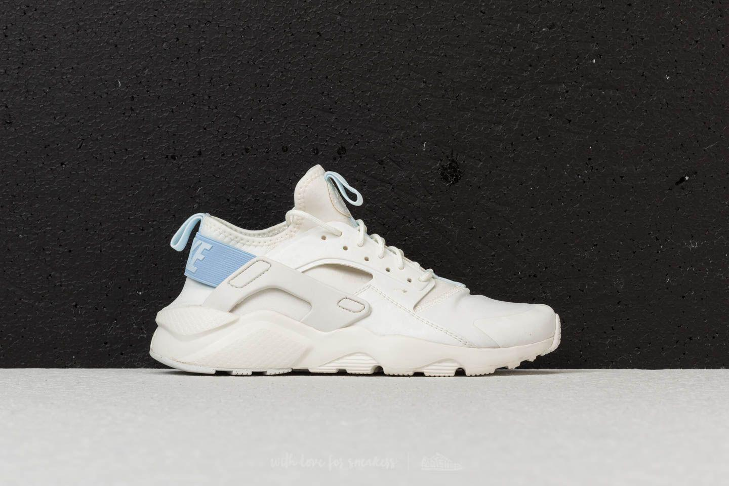 sale retailer fcd38 f5d53 Nike Air Huarache Run Ultra (gs) Sail  Royal Tint in Black - Lyst