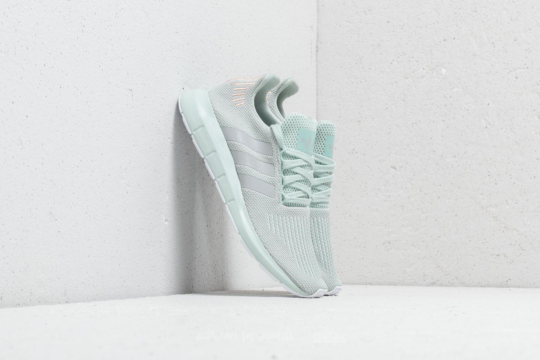 newest b3fa5 1ce9d adidas Originals Adidas Swift Run W Vapour Green  Grey Two  Ftw ...