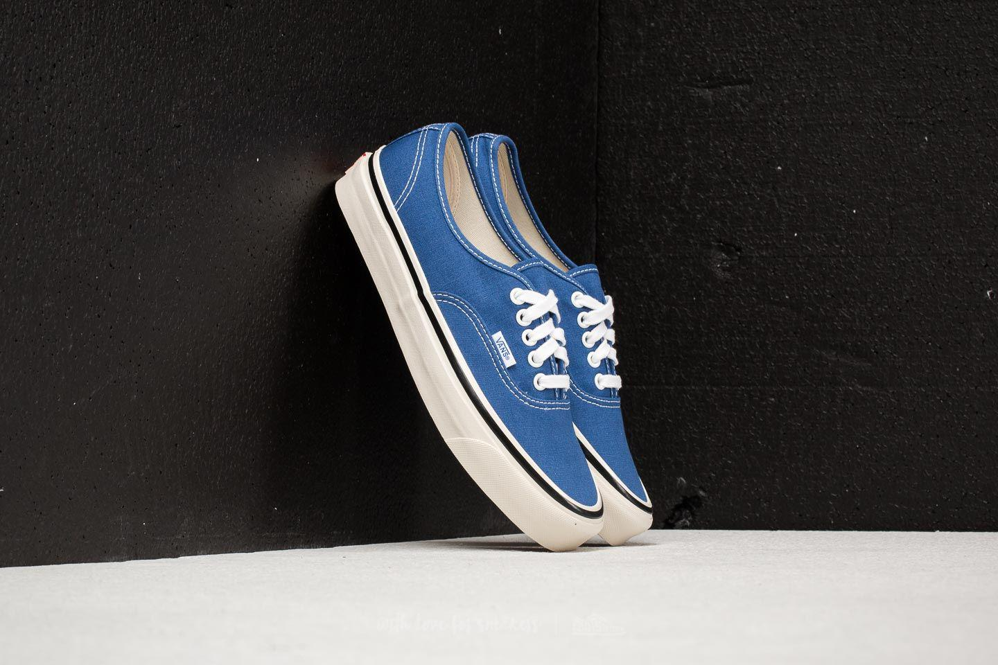 c58f3bb6046e04 Vans - Authentic 44 Dx (anaheim Factory) Og Blue for Men - Lyst. View  fullscreen