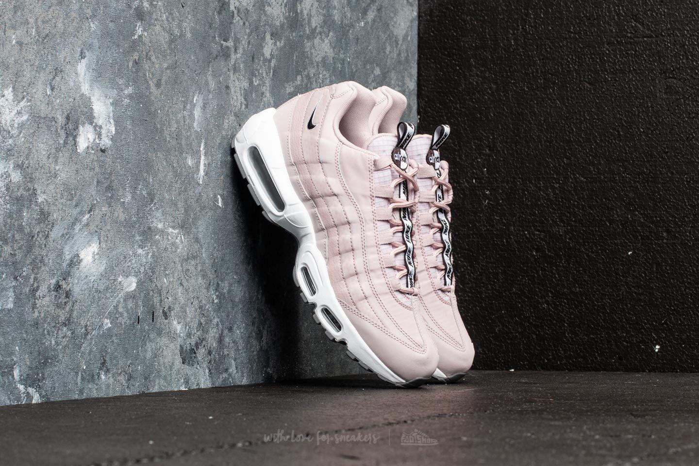 big sale 3872f 3315f Nike Air Max 95 Se Particle Rose  Black-white for Men - Lyst