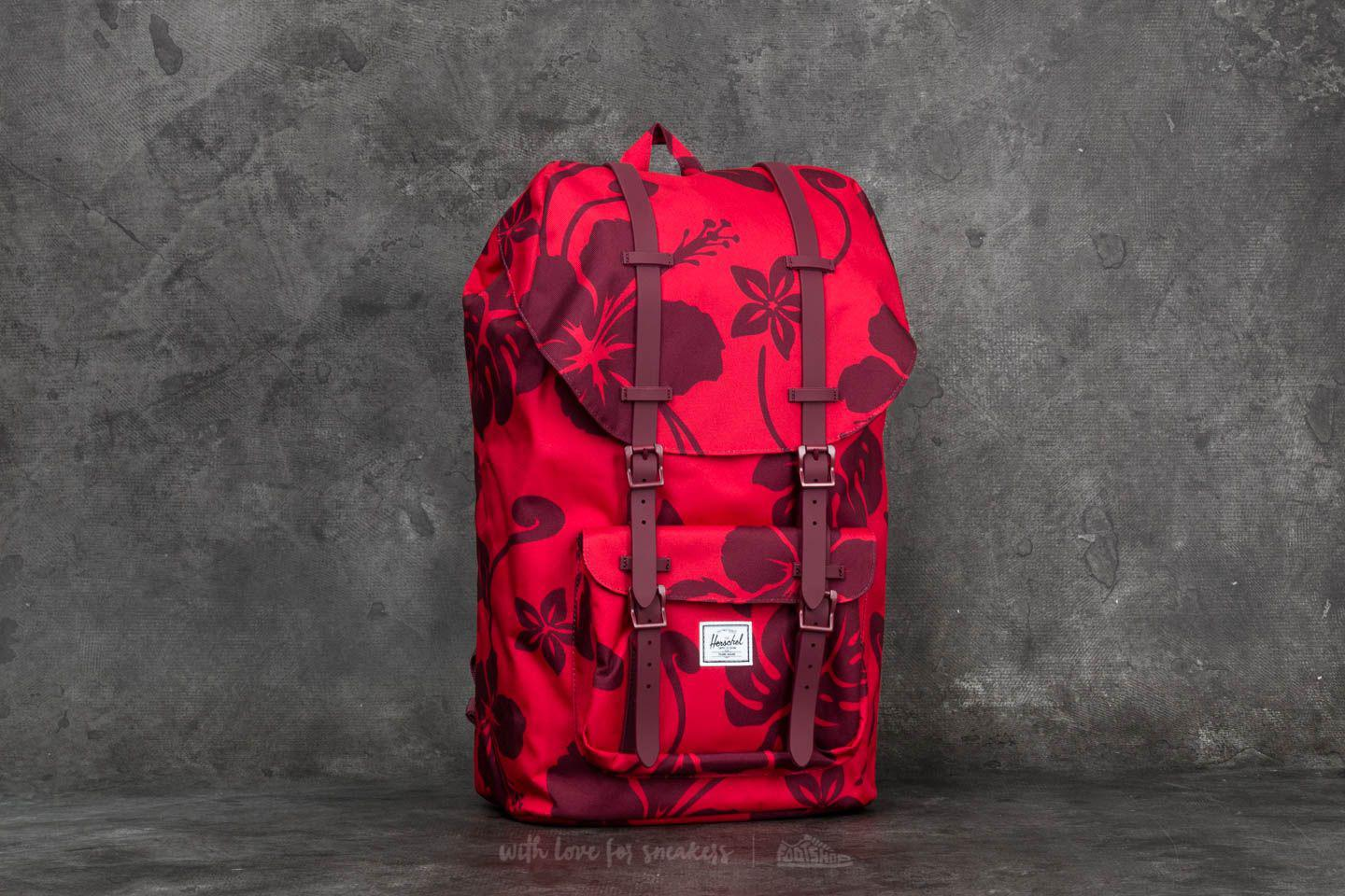 a56e68884b Gallery. Previously sold at  Footshop · Women s Herschel Little America ...